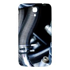 Motorcycle Details Samsung Galaxy Mega I9200 Hardshell Back Case by BangZart