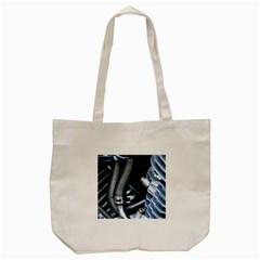 Motorcycle Details Tote Bag (cream) by BangZart
