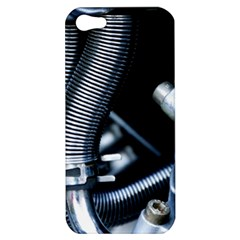 Motorcycle Details Apple Iphone 5 Hardshell Case by BangZart