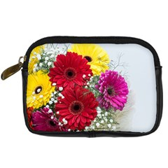 Flowers Gerbera Floral Spring Digital Camera Cases by BangZart