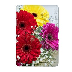 Flowers Gerbera Floral Spring Samsung Galaxy Tab 2 (10 1 ) P5100 Hardshell Case  by BangZart