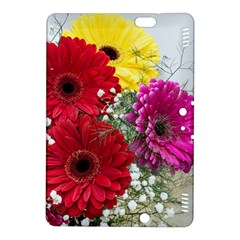 Flowers Gerbera Floral Spring Kindle Fire Hdx 8 9  Hardshell Case by BangZart