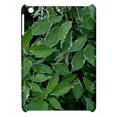 Texture Leaves Light Sun Green Apple Ipad Mini Hardshell Case