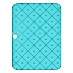 Pattern Background Texture Samsung Galaxy Tab 3 (10 1 ) P5200 Hardshell Case  by BangZart