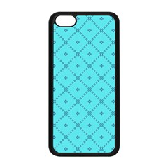 Pattern Background Texture Apple Iphone 5c Seamless Case (black) by BangZart