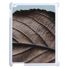 Leaf Veins Nerves Macro Closeup Apple Ipad 2 Case (white) by BangZart
