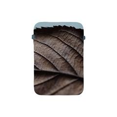 Leaf Veins Nerves Macro Closeup Apple Ipad Mini Protective Soft Cases by BangZart
