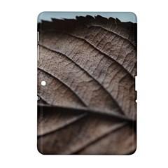 Leaf Veins Nerves Macro Closeup Samsung Galaxy Tab 2 (10 1 ) P5100 Hardshell Case  by BangZart