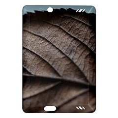 Leaf Veins Nerves Macro Closeup Amazon Kindle Fire Hd (2013) Hardshell Case by BangZart