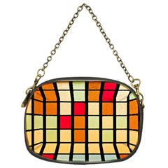 Mozaico Colors Glass Church Color Chain Purses (one Side)  by BangZart