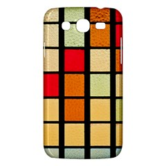 Mozaico Colors Glass Church Color Samsung Galaxy Mega 5 8 I9152 Hardshell Case  by BangZart
