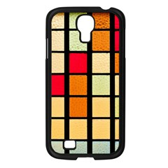 Mozaico Colors Glass Church Color Samsung Galaxy S4 I9500/ I9505 Case (black) by BangZart