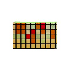Mozaico Colors Glass Church Color Cosmetic Bag (xs) by BangZart