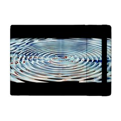 Wave Concentric Waves Circles Water Apple Ipad Mini Flip Case by BangZart
