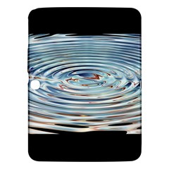 Wave Concentric Waves Circles Water Samsung Galaxy Tab 3 (10 1 ) P5200 Hardshell Case  by BangZart