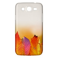 Autumn Leaves Colorful Fall Foliage Samsung Galaxy Mega 5 8 I9152 Hardshell Case  by BangZart