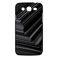 Paper Low Key A4 Studio Lines Samsung Galaxy Mega 5 8 I9152 Hardshell Case  by BangZart