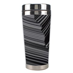 Paper Low Key A4 Studio Lines Stainless Steel Travel Tumblers by BangZart