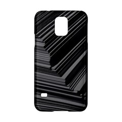 Paper Low Key A4 Studio Lines Samsung Galaxy S5 Hardshell Case  by BangZart