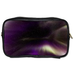 The Northern Lights Nature Toiletries Bags 2 Side by BangZart