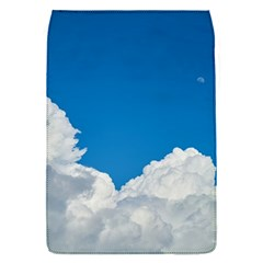 Sky Clouds Blue White Weather Air Flap Covers (s)  by BangZart