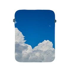 Sky Clouds Blue White Weather Air Apple Ipad 2/3/4 Protective Soft Cases by BangZart