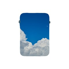 Sky Clouds Blue White Weather Air Apple Ipad Mini Protective Soft Cases by BangZart