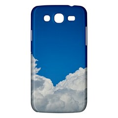 Sky Clouds Blue White Weather Air Samsung Galaxy Mega 5 8 I9152 Hardshell Case  by BangZart
