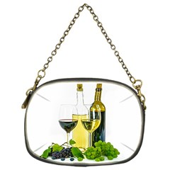 White Wine Red Wine The Bottle Chain Purses (one Side)  by BangZart