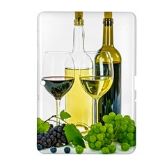 White Wine Red Wine The Bottle Samsung Galaxy Tab 2 (10 1 ) P5100 Hardshell Case  by BangZart