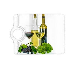 White Wine Red Wine The Bottle Kindle Fire Hd (2013) Flip 360 Case by BangZart