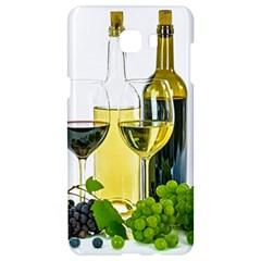White Wine Red Wine The Bottle Samsung C9 Pro Hardshell Case  by BangZart
