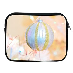 Sphere Tree White Gold Silver Apple Ipad 2/3/4 Zipper Cases by BangZart