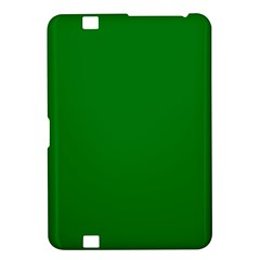 Solid Christmas Green Velvet Classic Colors Kindle Fire Hd 8 9  by PodArtist