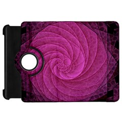 Purple Background Scrapbooking Abstract Kindle Fire Hd 7  by BangZart