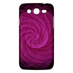 Purple Background Scrapbooking Abstract Samsung Galaxy Mega 5 8 I9152 Hardshell Case  by BangZart