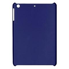 Usa Flag Blue Royal Blue Deep Blue Apple Ipad Mini Hardshell Case by PodArtist