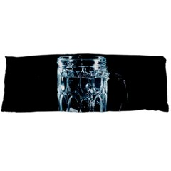Glass Water Liquid Background Body Pillow Case (dakimakura) by BangZart