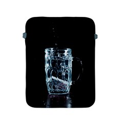 Glass Water Liquid Background Apple Ipad 2/3/4 Protective Soft Cases by BangZart