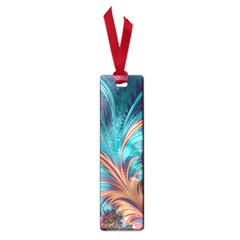 Feather Fractal Artistic Design Small Book Marks by BangZart
