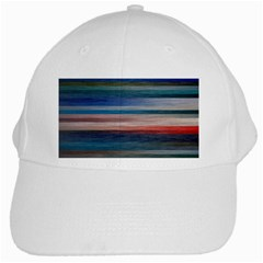 Background Horizontal Lines White Cap by BangZart