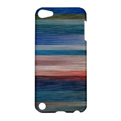 Background Horizontal Lines Apple iPod Touch 5 Hardshell Case by BangZart