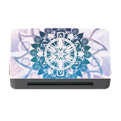 Mandalas Symmetry Meditation Round Memory Card Reader With Cf by BangZart