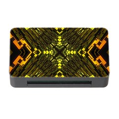 Abstract Glow Kaleidoscopic Light Memory Card Reader With Cf by BangZart