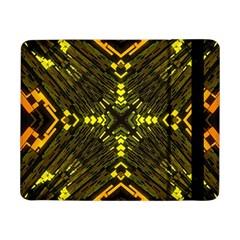 Abstract Glow Kaleidoscopic Light Samsung Galaxy Tab Pro 8.4  Flip Case