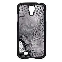 Fragmented Fractal Memories And Gunpowder Glass Samsung Galaxy S4 I9500/ I9505 Case (black) by beautifulfractals
