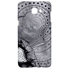 Fragmented Fractal Memories And Gunpowder Glass Samsung C9 Pro Hardshell Case  by jayaprime