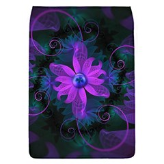 Beautiful Ultraviolet Lilac Orchid Fractal Flowers Flap Covers (s)  by beautifulfractals