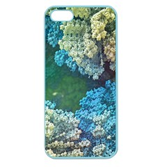 Fractal Formula Abstract Backdrop Apple Seamless Iphone 5 Case (color) by BangZart