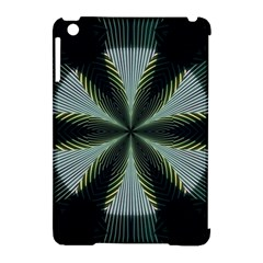 Lines Abstract Background Apple Ipad Mini Hardshell Case (compatible With Smart Cover) by BangZart